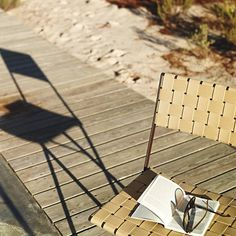 a foldable outdoor chair for Andreu World #outdoor #artdirection #andreuworld #productdesign