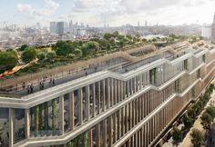 Google gets green light for 1bn Kings Cross HQ