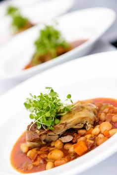 The Flying Moa (New Zealand) Traditional Toulouse cassoulet with  haricots blanc, lardons and confit duck