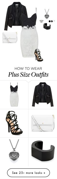 """Untitled #3432"" by gone-girl on Polyvore featuring Zizzi, Tory Burch, Allurez and NOVICA"