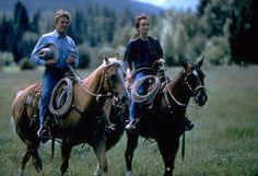 ''The Horse Whisperer'' Robert Redford & Kristen Scott Thomas