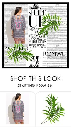 """Romwe"" by kasika-983 ❤ liked on Polyvore featuring Oris"