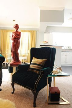 Classic Glam: Rooms from our House Tours