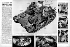 1940 ... light tank (US) | Flickr - Photo Sharing!