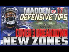 Madden NFL 17 Defensive Tips: Cover 3 - http://www.sportsgamersonline.com/madden-nfl-17-defensive-tips-cover-3/