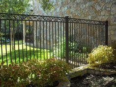 We Sell And Install Ornamental Wrought Iron Sun King
