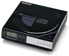 Sony introduced the world's first portable CD player, the D-5 in late 1984. It was called a portable because of its size, not really because you could take it for a jog while you listened to your music.