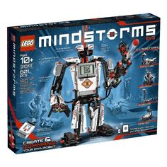 Lego Mindstorms – 31313 – Jeu De Construction – Ev3   Your #1 Source for Toys and Games