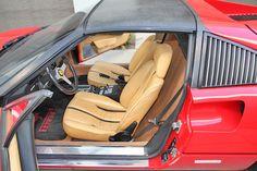 1979 Ferrari 308 GTS Serial Number 27705-Interior from left