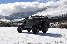 Black, four door Jeep. Dream car.