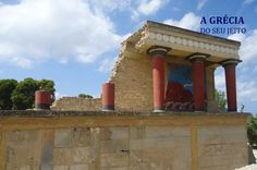 """Creta está localizada no ponto mais sul da Grécia e da Europa, conforme a arqueologia, teve habitantes em 7.000 a.C. e foi nela que viveu a primeira civilização europeia, a Civilização Minoica, em 2.700 a.C. e ao visitar o sítio arqueológico de Knossos,você estará em um lugar que além de ser milenar, também é mitológico....<br /><a class=""""more-link""""…"""