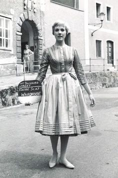 one of my favorite movies...Julie Andrew, Sound of Music...Rogers & Hammerstein