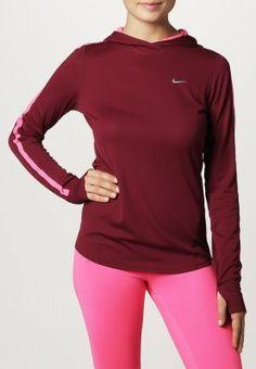 Nike Performance - Longsleeve - deep garnet