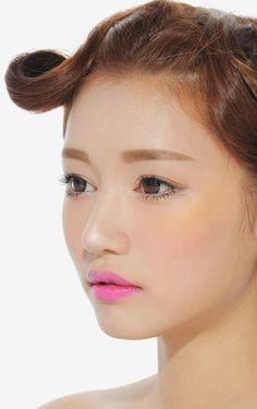 Fuchsia Pink Lip Park Sora #3CE