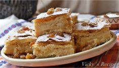 A mixture of food, sweets, feelings and thoughts Apple Pie, French Toast, Breakfast, Desserts, Recipes, Erika, Food, Pie, Morning Coffee