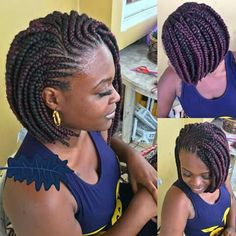 All styles of box braids to sublimate her hair afro On long box braids, everything is allowed! For fans of all kinds of buns, Afro braids in XXL bun bun work as well as the low glamorous bun Zoe Kravitz. Box Braids Hairstyles, French Braid Hairstyles, Braided Hairstyles For Black Women, My Hairstyle, Black Hairstyles, Hairstyles Haircuts, Updo, Short Box Braids, Blonde Box Braids