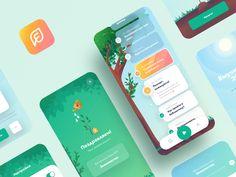 Ios App Design, User Interface Design, Ui Design, Graphic Design, Mobile App Ui, Mobile Design, Learn English, Portfolio Design, Language