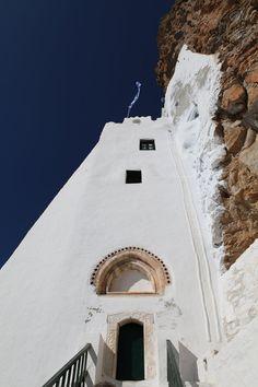 Hozoviotissa Monastry, Amorgos, 2011Greece