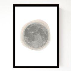Seventy Tree Moon A3