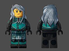Lego Rain by speedythecat on DeviantArt Lego Ninjago Movie, Lego Movie, Ninjago 2017, Ninjago Cole, Mortal Kombat 9, Ninja Girl, Lego Figures, Monster Dolls, Superhero Design
