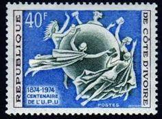 1961-05-23 -admission of upu -//- Ivory Coast