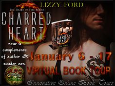 Willow's Review of Charred Heart by Lizzy Ford
