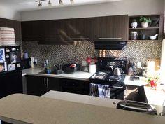 Post with 16762 views. My 350 Sq Ft Studio Small Studio Apartment Design, White Armchair, Kitchen Cabinets, Kitchen Appliances, House, Home Decor, Garage, Ideas, Diy Kitchen Appliances