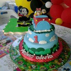 Torta de mickey2