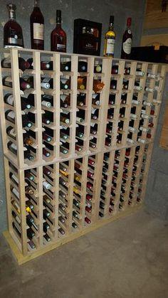 Création d\'une cave à vin dans une grange attenante à la maison d ...