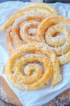 Chop, Dice, Fry And Freeze: Sneaky Hints And Cooking Tips Italian Cake, Italian Cookies, Italian Desserts, Italian Recipes, Cocktail Desserts, Mini Desserts, Delicious Desserts, Yummy Food, Bolacha Cookies