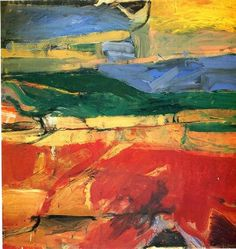 Richard Diebenkorn, Berkeley No. 32,1955