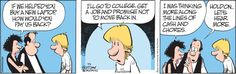Zits by Jerry Scott & Jim Borgman - July 2014 Zits Comic, Comics Kingdom, Family Outing, Political Cartoons, Comic Strips, Make Me Smile, I Laughed, Funny Pictures, Comic Books