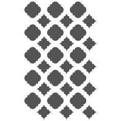 J BOUTIQUE STENCILS Moroccan Stencils Template For Crafting Canvas DIY decor Wall art furniture #3 J BOUTIQUE STENCILS,http://www.amazon.com/dp/B00ID22ZOG/ref=cm_sw_r_pi_dp_-g5ftb1NQZSCACQ5