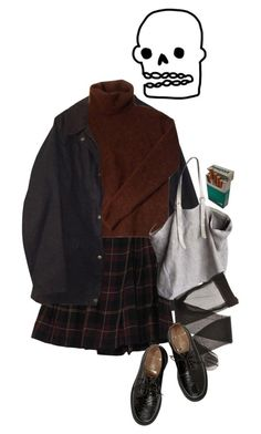 """""""#716"""" by brownloveh ❤ liked on Polyvore featuring Barbour, Rena Rowan, Fendi, Jérôme Dreyfuss and Purified"""