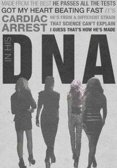 DNA-- Little Mix