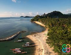 Koh Samui, Thailand. Some amazing aerial photography of Koh Samui taken by various people, predominantly by, Jacques Herremans. More Koh Samui info at http://islandinfokohsamui.com/