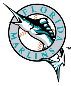 Miami Marlins is expected to have a new logo on November 2018 to use starting with the 2019 MLB Season, with leaks revealing the possible new logo on October The logo was officially unveiled on November Espn Baseball, Marlins Baseball, Chicago Cubs Baseball, Baseball Socks, Baseball Stuff, Hockey, Basketball, Mlb Nationals, Sports Team Logos