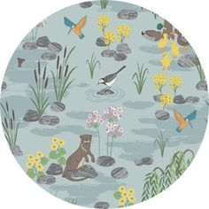 COMING SOON, Lewis & Irene, Down By The River, Down By The River Light Blue