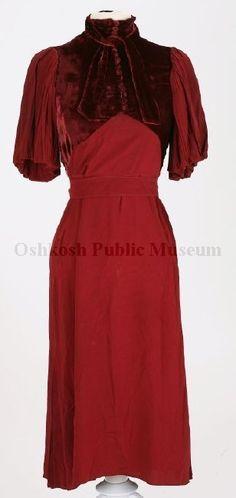 1930s, courtesy of the Oshkosh Public Museum's online exhibit, Bling!  http://www.oshkoshmuseum.org/Virtual/bling/vex2/images/6D5C81FC-9C5F-46D4-BF24-561021359313.jpg