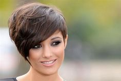 short hair cuts 2012, short hair styles 2012, Sexy Short Haircuts Women 2012 - Click image to find more hot Pinterest pins