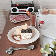 iPhone Gu : No.230 >>> [ IG - ooyoyoo ]  #toy #rement #miniature #tiny #dollhouse #breakfast #bread #morning
