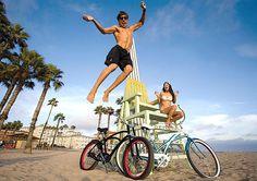 初めてのビーチクルーザー早分かりガイド - Tokyo自転車