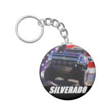 2011 Silverado 2500HD Crew Cab Keychain