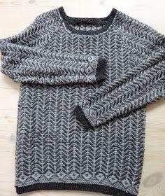 Fair Isle Knitting Patterns, Knitting Designs, Textiles, Crochet Fashion, Hand Knitting, Knit Crochet, Knitwear, Mens Fashion, Sweaters