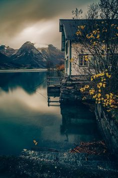 Norway Photograph Autumn Saga by Cinematic Photography on 500px