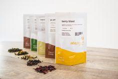 Doypack Adagio. Elige tus tés en hebras favoritos!!