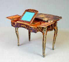 Oeben mechanical table