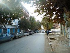 A street in Ain Bessem.