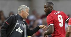 United manager blames boots for Lukakus lack of goals