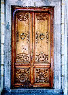 Door, No. 1, Granada, Andalucia   And I'll be damned if I ca…   Flickr